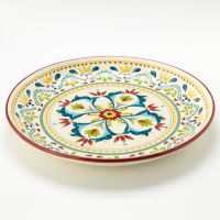 Bobby Flay™ Home Sevilla Red Round Platter