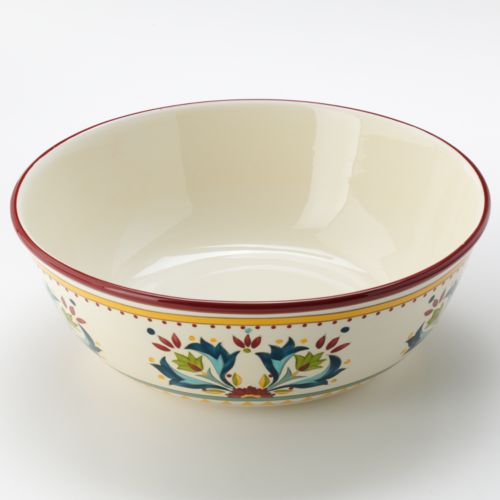 Bobby Flay™ Home Sevilla Red Serving Bowl