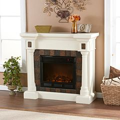 Delaney Convertible Electric Fireplace by