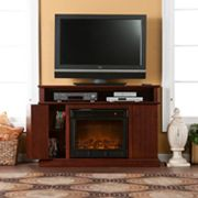 Camberley Media Console Electric Fireplace
