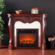 Esternay Electric Fireplace