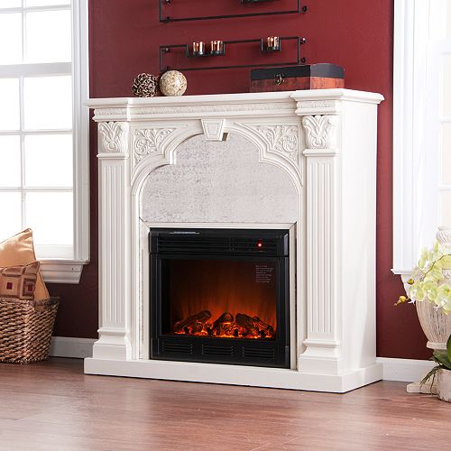 - Southern Enterprises Electric Fireplace Products On Sale