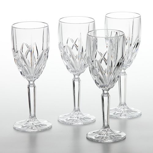 Marquis by Waterford Brookside 4-pc. White Wine Glass Set