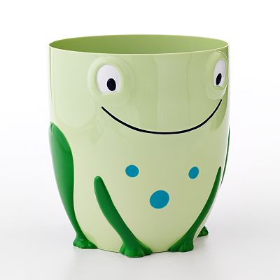 Jumping Beans Froggy Fun Wastebasket