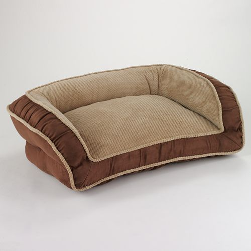 "Dog Lounge Deep-Seated Rectangle Pet Bed - 40"" x 25"""
