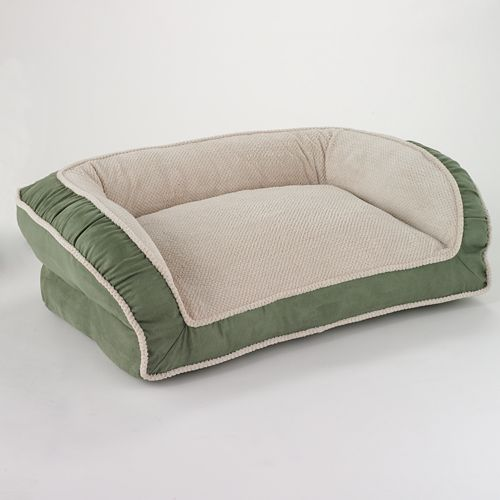 """Dog Lounge Deep-Seated Rectangle Pet Bed - 40"""" x 25"""""""
