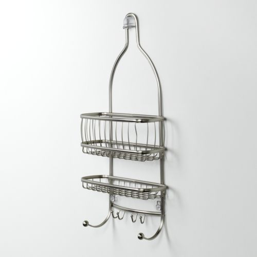 interDesign Lyra Shower Caddy