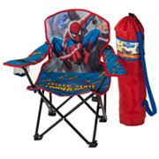Marvel Spider-Man Spider-Sense Folding Chair