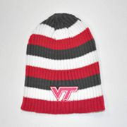 Virginia Tech Hokies Himalaya Striped Beanie