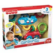 Fisher-Price On-the-Go Toy Gift Set
