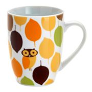 Rachael Ray Little Hoot 4-pc. Mug Set