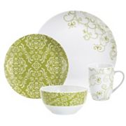 Rachael Ray Curly-Q 16-pc. Dinnerware Set
