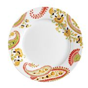 Rachael Ray Paisley 4-pc. Salad Plate Set