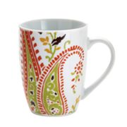 Rachael Ray Paisley 4-pc. Mug Set