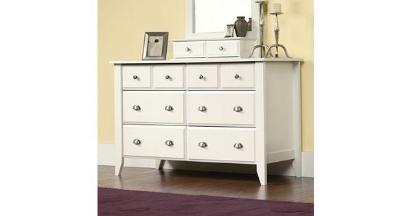 Kohl Furniture: Sauder Shoal Creek Dresser