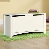 Sauder Shoal Creek White Storage Chest