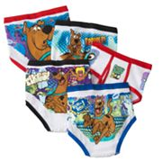 Scooby-Doo 5-pk. Briefs - Boys 4-8