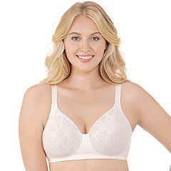 Vanity Fair Bras: Beauty Back Back Smoother Full-Figure Wire-Free Bra 71380