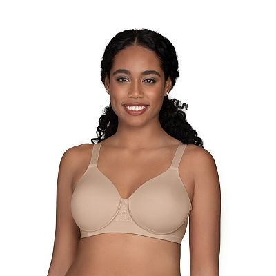 Vanity Fair Full-Figure Back-Smoothing Wire Free Bra - 71380