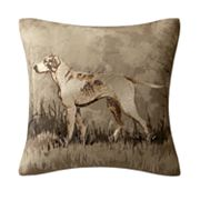 Woolrich Dog Decorative Pillow