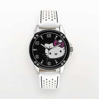 Hello Kitty Silver Tone Watch - Women