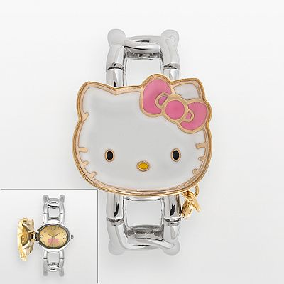 Hello Kitty Two Tone Expansion Watch - Women
