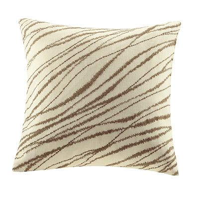Tao Terra Striped Decorative Pillow
