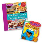 Kids Cookbook Value Pack