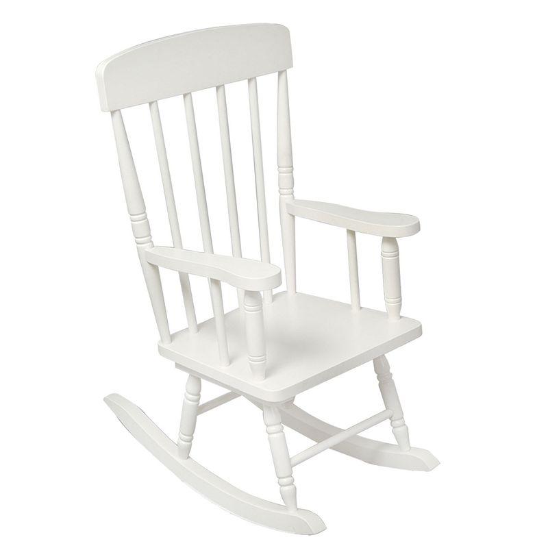 Kids Wood Rocking Chair  Kohls