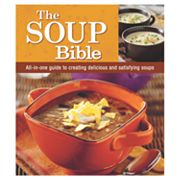 The Soup Bible Cookbook