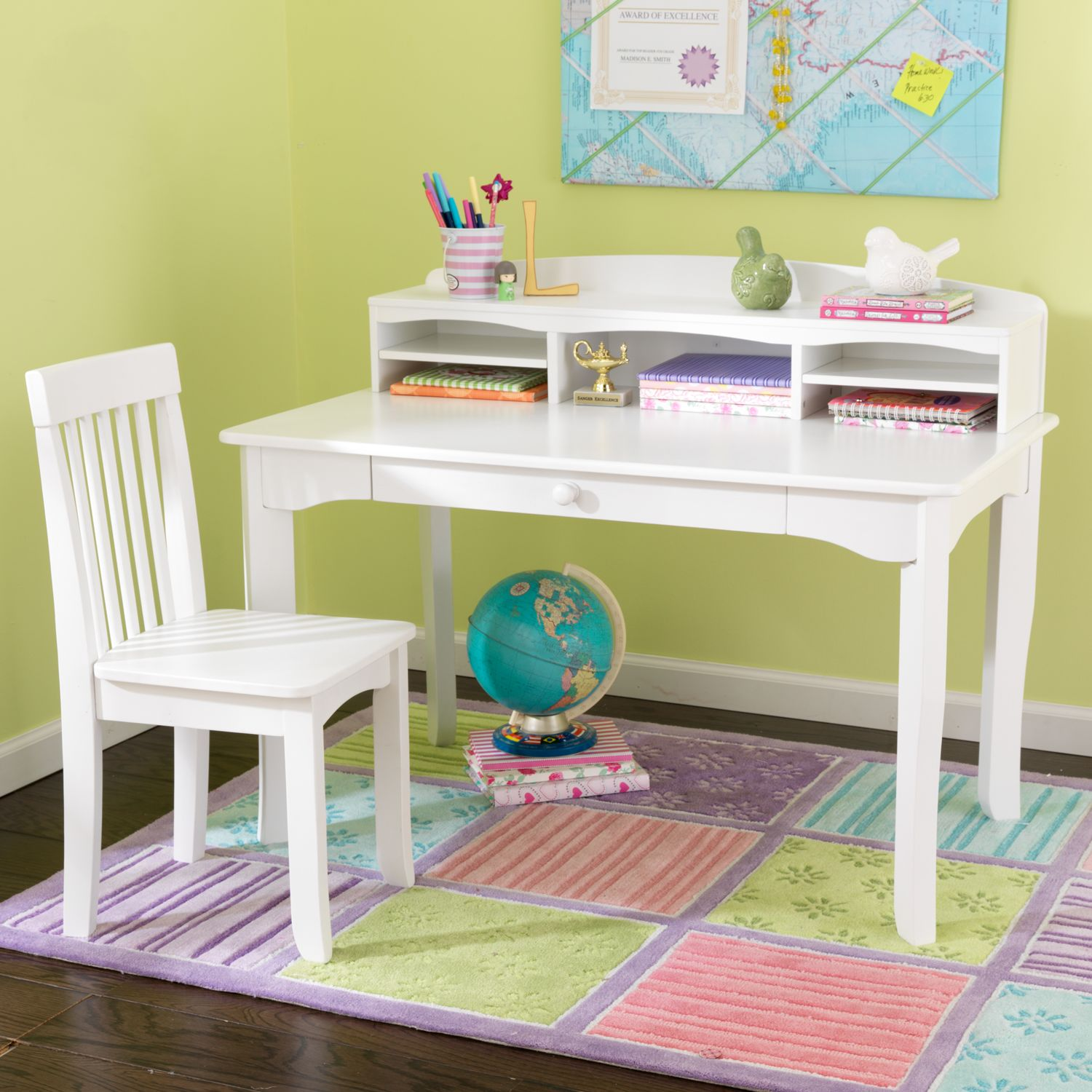 KidKraft Avalon Desk U0026 Chair Set