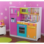 KidKraft Deluxe Big and Bright Kitchen Playset