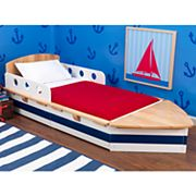 KidKraft Boat Toddler Bed