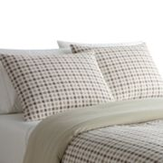 Park B. Smith Checkered Standard Sham