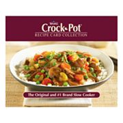 Crock-Pot Recipe Card Collection Tin