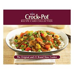 'Crock-Pot Recipe Card Collection' Tin