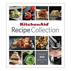 'KitchenAid Recipe Collection' Cookbook