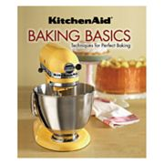 KitchenAid Baking Basics Cookbook
