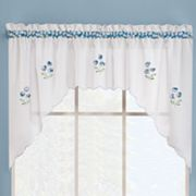 Saturday Knight Ltd. Oopsy Daisy Swag Valance - 30'' x 58''