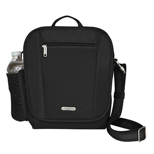 Travelon Anti-Theft & Side Pocket Tour Bag