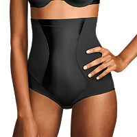 Maidenform Shapewear Easy Up Hi-Waist Brief 1454-Women's