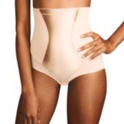 Maidenform Shapewear Easy Up Hi-Waist Brief 1454-Women's