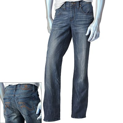 Rock and Republic Jagger Straight Jeans