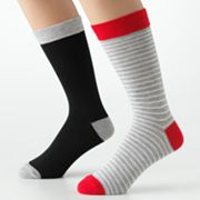 Striped 2-pk. Socks