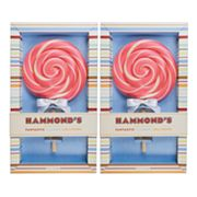 Hammond's 2-pk. Bubblegum Lollipops
