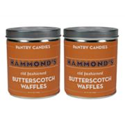 Hammond's 2-pk. Butterscotch Waffles Tins