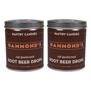 Hammond's 2-pk. Root Beer Drop Tins