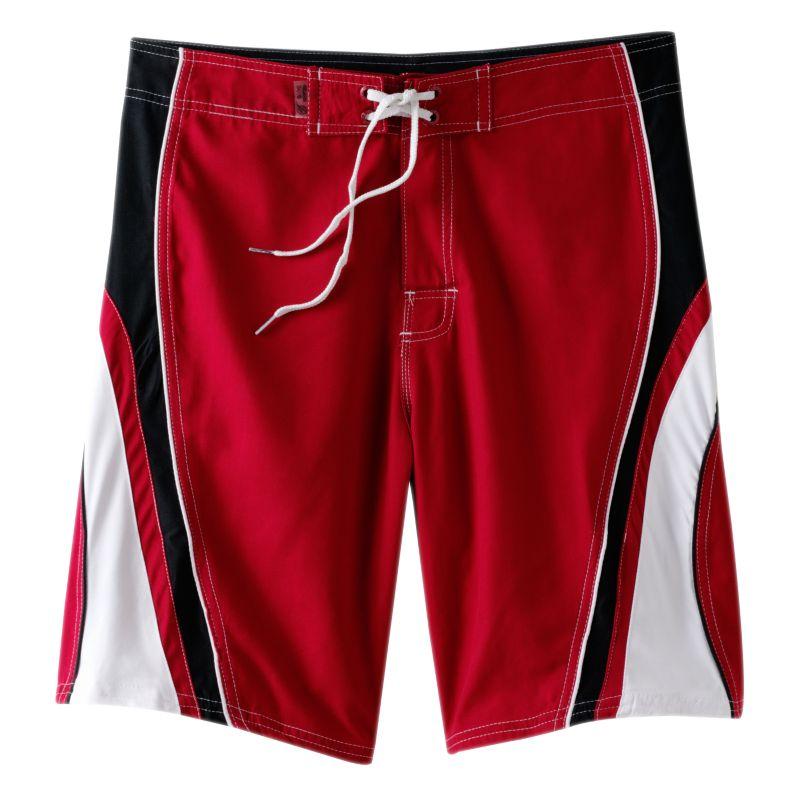 Beach Rays Color Splice Board Shorts