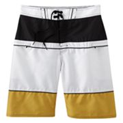 Beach Rays Colorblock E-Board Shorts