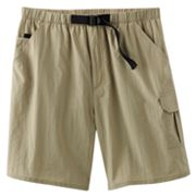 Beach Rays Belted Swim Trunks